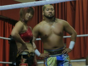 They are unimpressed with Papadon's posturing.