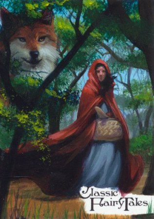 Red Riding Hood AP by Ingrid Hardy