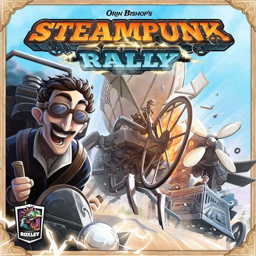 steampunkrally