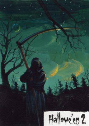 Grim Reaper AP by Ingrid Hardy