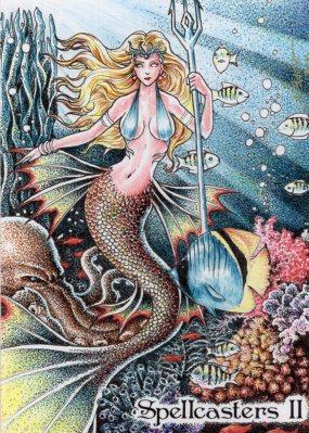 Mermaid AP by Norvien Basio