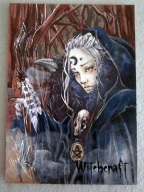 Witchcraft AP by Yuriko Shirou.