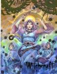Witchcraft spot foil card by Juri Chinchilla.