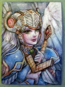 Lenneth Valkyrie PSC by Juri Chinchilla.