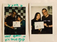 Pics with Yuna and Mei and great artwork featuring them by Shining Wizard Designs.